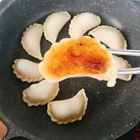 快手早餐~抱蛋煎饺#好吃不上火#的做法图解2