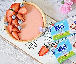 草莓奶酪芝士塔的做法