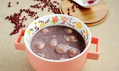 上海年夜饭必备-----红豆沙汤圆的做法