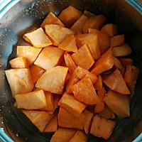 拔丝番薯的做法图解2