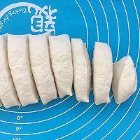 奶香红豆卷的做法图解8