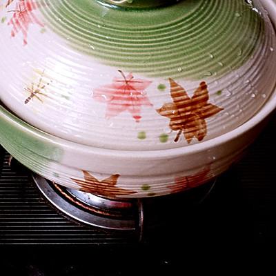黑玉米莲藕排骨汤的做法 步骤4