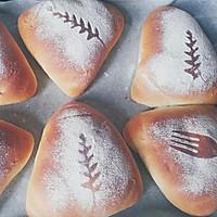 【汤种酸奶红豆面包、奶酪面包】(内含奶酪馅制作方法)的做法图解14