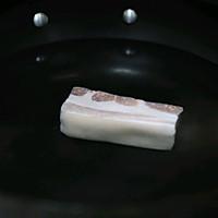 #换着花样吃早餐#川菜之魂-回锅肉的做法图解2