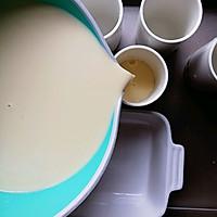 奶香十足的原味鸡蛋布丁的做法图解7
