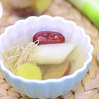 宝宝感冒食疗——红枣葱姜水 宝宝辅食食谱的做法图解10
