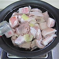 羊排鱼糕汤的做法图解1