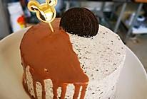 4寸奥利奥奶油蛋糕的做法
