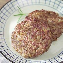 洋葱牛肉饼【孔老师教做菜】