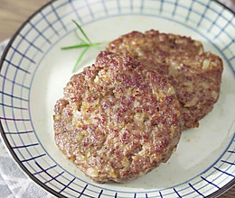 洋葱牛肉饼【孔老师教做菜】的做法