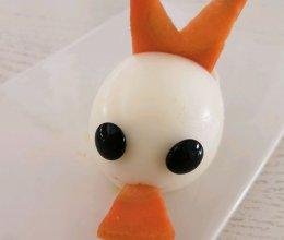独家:可爱造型兔子鸡蛋的做法