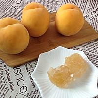黄桃罐头的做法图解1