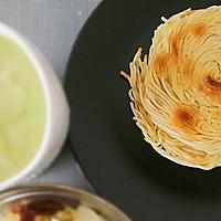 面条盘丝饼