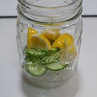 青瓜柠檬特饮的做法图解5