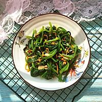 鲜虫草花拌菠菜的做法图解7