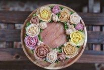 果味裱花蛋糕#相约MOF#的做法