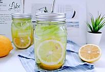 青瓜柠檬蜂蜜水的做法