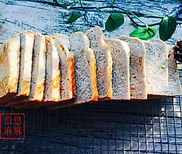 红茶吐司面包的做法
