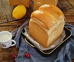 酸奶奶酪小吐司(一次发酵)的做法