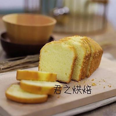 黄油米粉蛋糕