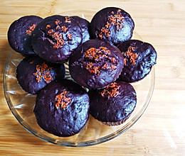 桂花、红枣黑米发糕的做法