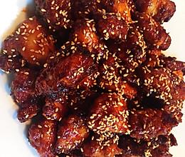 韩式炸鸡肉的做法