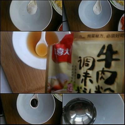 大喜大牛肉粉试用之✘西红柿炒蛋盖饭的做法 步骤5