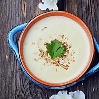 春季里的好味道芝士土豆浓汤#我动了你的奶酪#的做法图解8