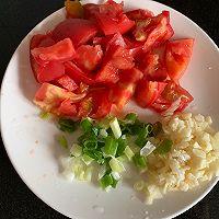 番茄球生菜的做法图解1
