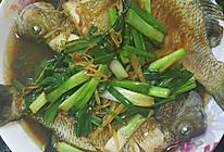 煎焗太阳鱼的做法