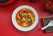 #营养小食光#开胃营养补脑番茄鱼片的做法