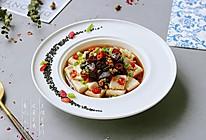 #晒出你的团圆大餐#佐餐下酒大众冷菜——【皮蛋豆腐】的做法