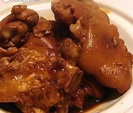 砂锅猪蹄的做法