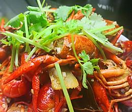 劲爽口味虾的做法
