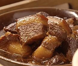 【东北坛肉】炖肉的东北吃法好,值得推广!的做法