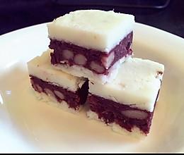 红豆山药糕的做法