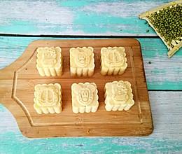 解暑小吃~绿豆糕的做法