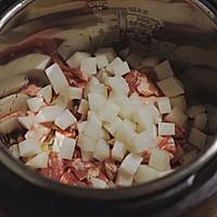 蘿蔔溪湖羊肉煲的做法圖解3