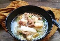 #一道菜表白豆果美食#清炖羊肉的做法