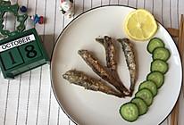 柠檬多春鱼的做法