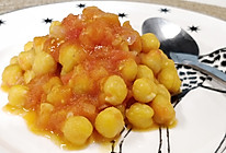 茄汁鹰嘴豆的做法