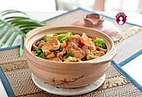 #豆果10周年生日快乐# 肉末豆腐煲的做法