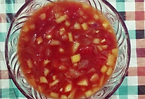 瘦身蔬果汤的做法