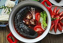 凯里红酸汤鱼火锅#竹木火锅,文艺腹兴#的做法