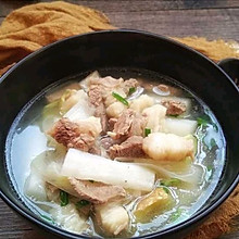 #一道菜表白豆果美食#清炖羊肉