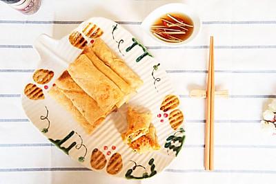 好吃不腻的美味早餐——春卷
