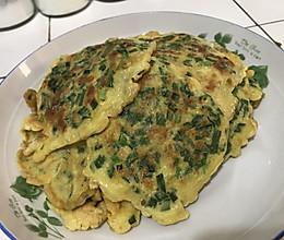 韭菜鸡蛋馅的做法
