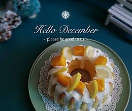 """#甜蜜暖冬,""""焙""""感幸福#奶油水果蛋糕的做法"""