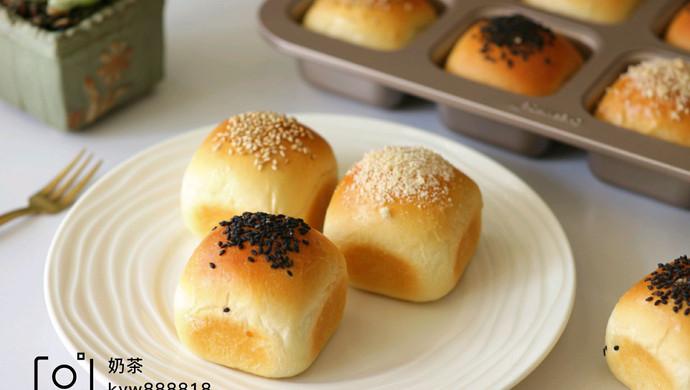 迷你豆沙面包