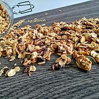 早餐营养燕麦片(granola)的做法图解10